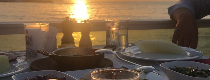 Eskiyer Restaurant is one of Bulent : понравившиеся места.