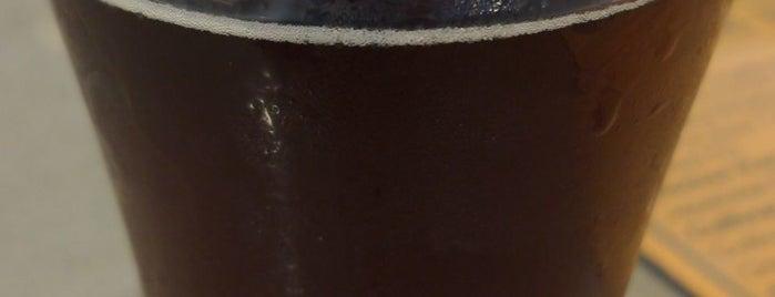 Atlantic Brewing Midtown is one of Tempat yang Disukai Justin.