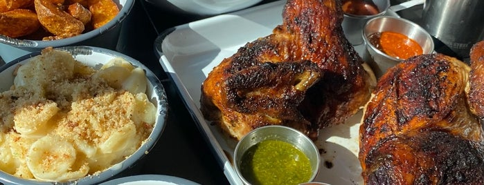 Chook Charcoal Chicken is one of Places to try.