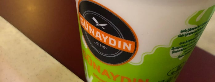 Günaydın is one of N. Naz's Liked Places.
