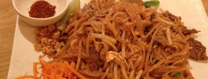 Chaang Thai is one of Morgantown, WV Favorite Restaurants.