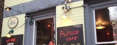 Flipside Cafe is one of Chicago Insider!.