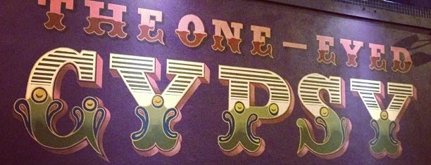 One Eyed Gypsy is one of Downtown L.A. Joints.