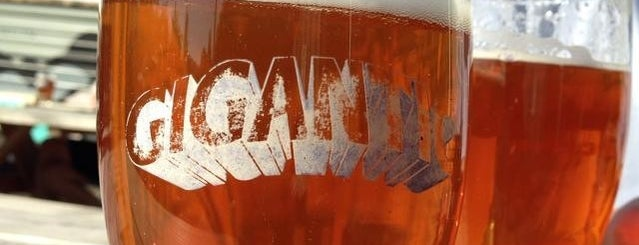 Gigantic Brewing Company is one of PDX Favorites.