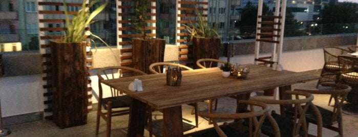Balkon Restaurant is one of Gaziantep.