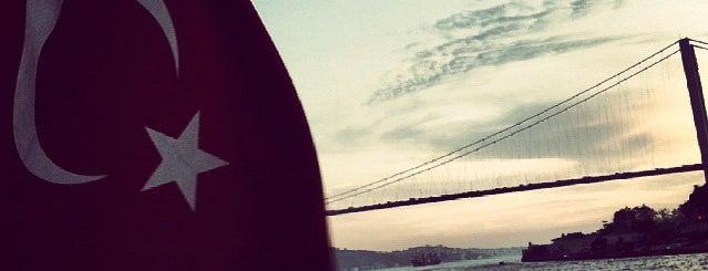 Boğaz Turu is one of My Istanbul.