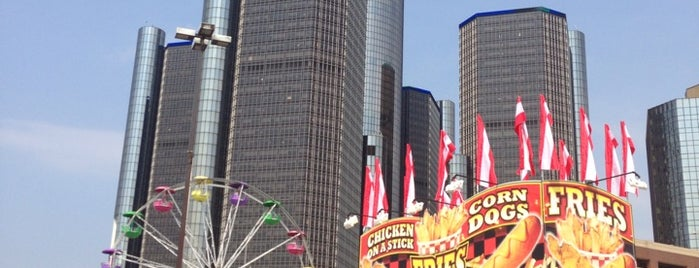 Detroit River Days is one of Motown.