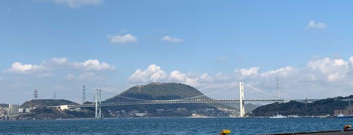 Kanmon Strait Museum (Kaikyo Dramaship) is one of 広島 呉 岩国 北九州 福岡.