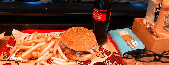 Burger Yiyelim is one of Locais curtidos por Ecem.