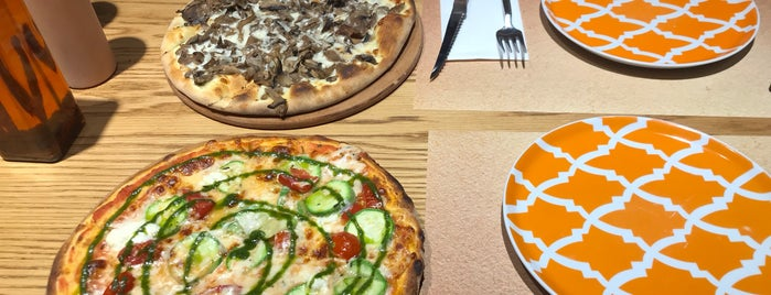 Yumm Pizza is one of Istanbul.