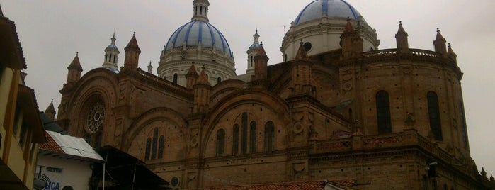 Centro Historico is one of Things To Do In Ecuador.