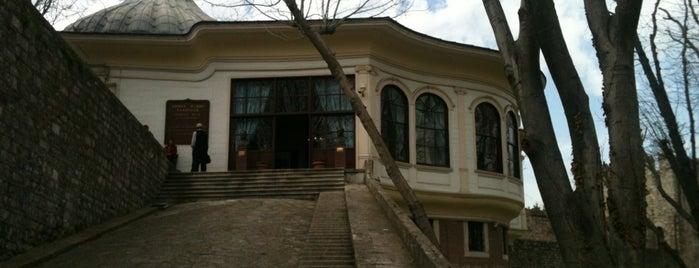 Ahmet Hamdi Tanpınar Edebiyat Müze Kütüphanesi is one of # istanbul.