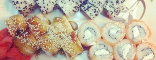Fuji Sushi is one of Best places in Kiev.