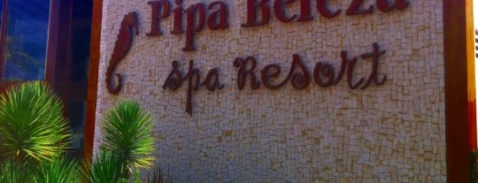 Pipa Beleza SPA Resort is one of Gespeicherte Orte von Silvia.