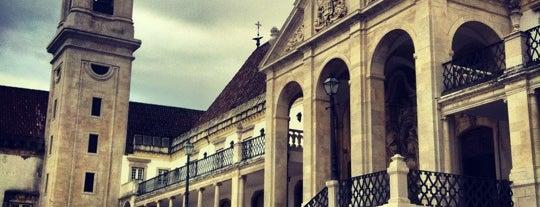 Faculdade de Direito da Universidade de Coimbra is one of Tempat yang Disukai Marianna.