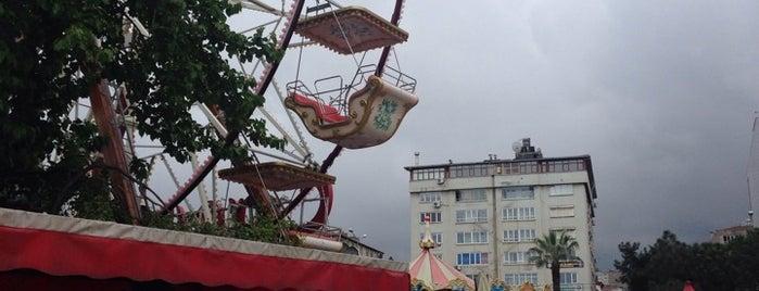 Akyol Luna Park is one of Lieux qui ont plu à Cem.
