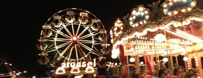Lunapark is one of Orte, die Yunus gefallen.