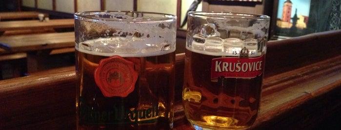 Olde Prague Tavern is one of European.