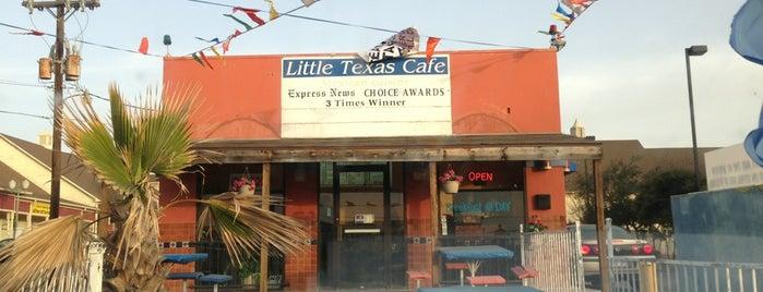 Little Texas Cafe is one of Gespeicherte Orte von Kathryn.
