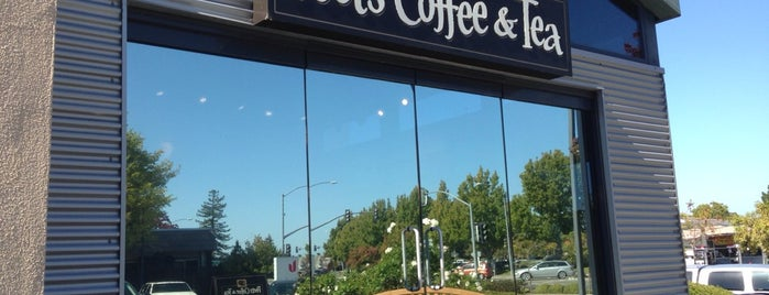 Peet's Coffee & Tea is one of San Francisco & Area.