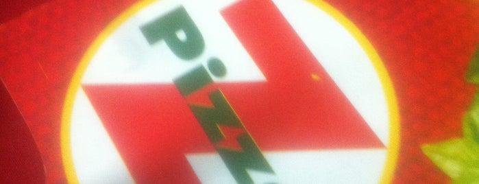 Pizza Z is one of Melhor atendimento.