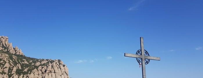 Creu de Sant Miquel is one of Olga : понравившиеся места.