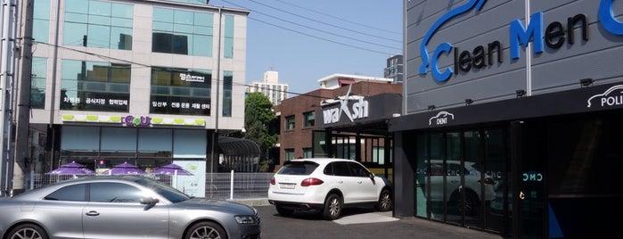 CMC 모터스 is one of EunKyu 님이 저장한 장소.