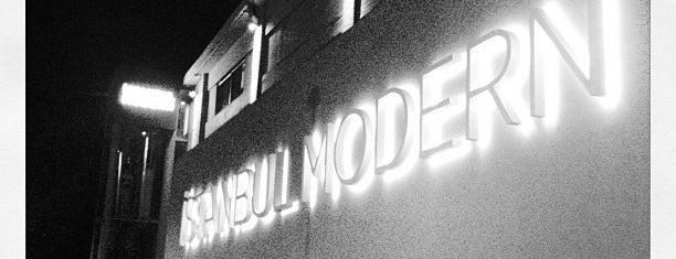 Restoran İstanbul Modern is one of Turkey 2013.