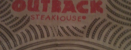 Outback Steakhouse is one of Gregory 님이 좋아한 장소.