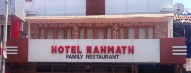 Rahmath is one of Calicut.