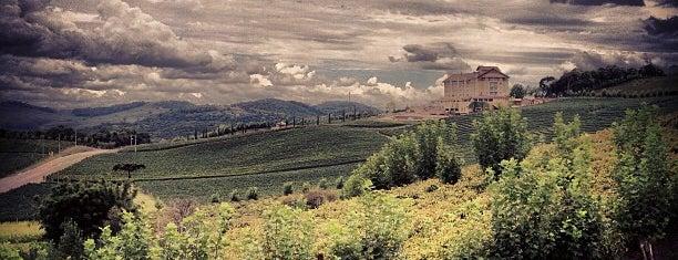 Vale dos Vinhedos is one of Pontos Turísticos - Serra Gaúcha.