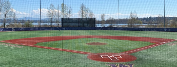 Husky Baseball Stadium is one of Sporting Venues To Visit.....