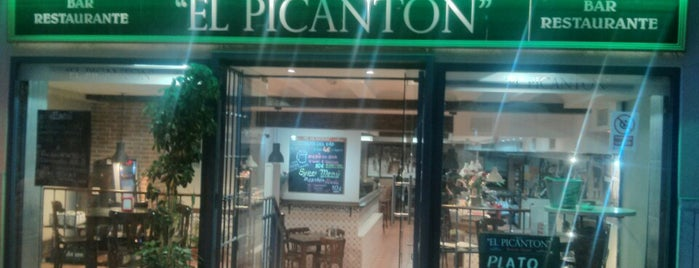 El Picantón is one of Vallecas trends.