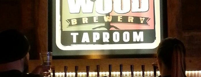Big Wood Brewery is one of Tap Rooms / Breweries in the Greater MN Area.