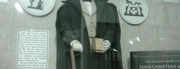 Hans Christian Andersen Museum is one of Solvang, CA.