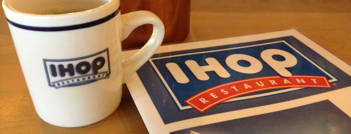IHOP is one of Los Angeles LAX & Beaches.