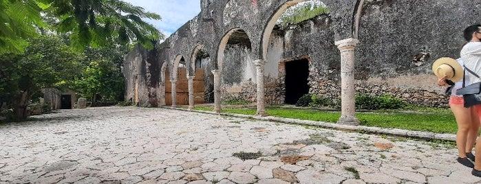 Hacienda Mucuyche is one of Para recomendar.