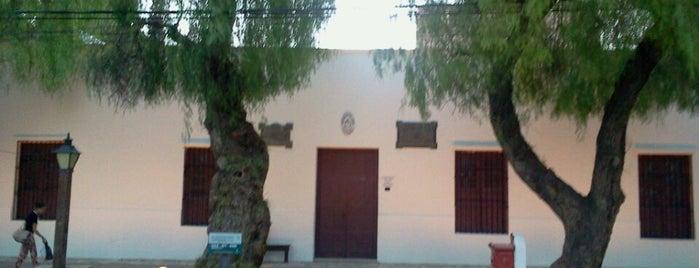 Casa Natal de Domingo Faustino Sarmiento is one of San Juan.