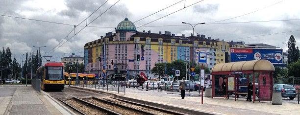 Plac Zawiszy is one of wawA.