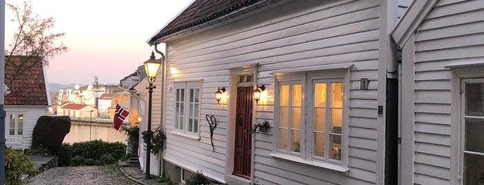 Gamle Stavanger (Old Stavanger) is one of Stavanger.