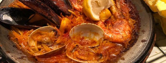 スペインバル Santres is one of to do.