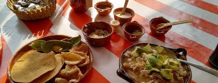 Manjar del Sur. Pozolería estilo Guerrero is one of Locais curtidos por Eduardo.