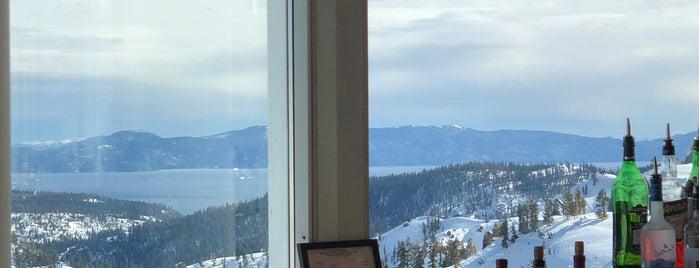 Squaw High Camp Terrace Bar is one of Lake Tahoe, CA Eats.
