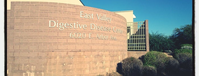 East Valley Center For Digestive Disease is one of Lugares favoritos de Phil.