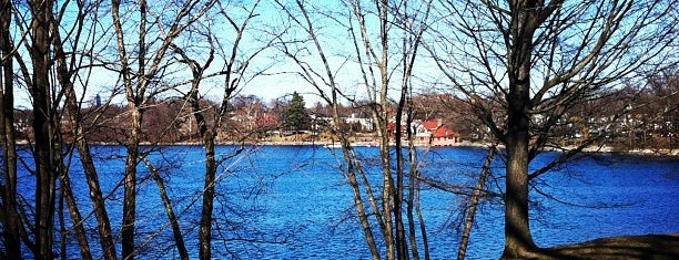 Emerald Necklace is one of Boston.