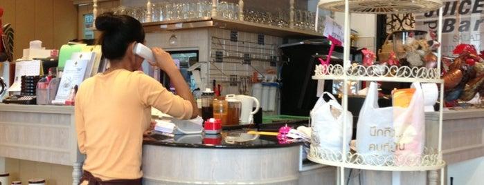 ลูกไก่ทอง is one of Ichiro's reviewed restaurants.