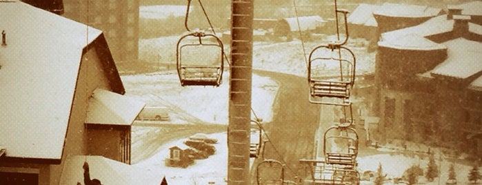 Canyons Resort is one of ski bumming.