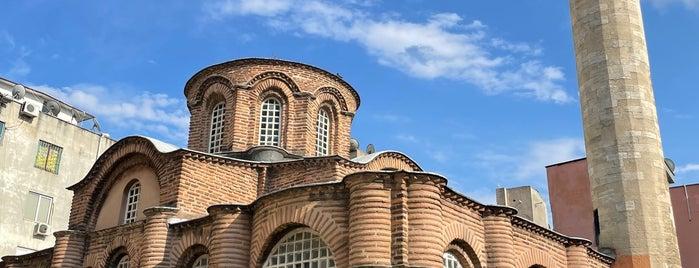 Bodrum Mesih Paşa Camii is one of Istanbul.