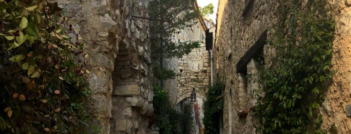 Ruines du Eze is one of Dadeさんのお気に入りスポット.