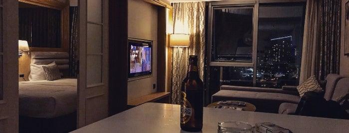 Bof Hotels Ceo Suites is one of Millicent'in Kaydettiği Mekanlar.